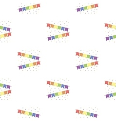 Flags icon cartoon pattern gay icon from the big vector