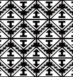 Native ethnic seamless pattern vector
