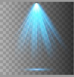 Scene illumination collection vector