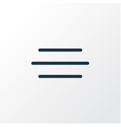 Breeze outline symbol premium quality isolated vector
