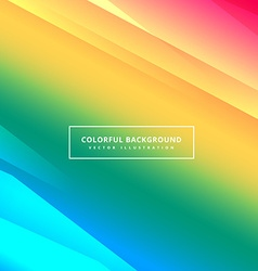Colors beautiful background vector