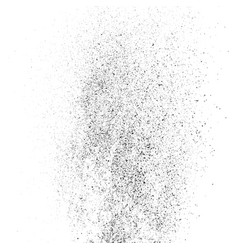 dark noise granules vector image