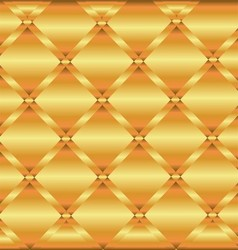 Gold Metal Texture Background Decorative Design vector image