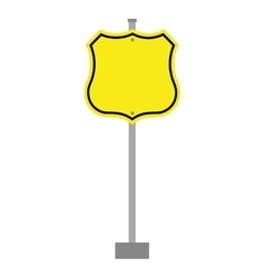 Traffic signal isolated icon design vector