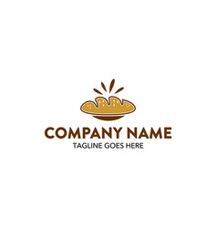bakery logo-6 vector image
