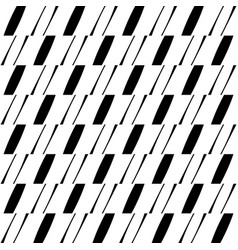 Abstract minimal geometric pattern with diagonal vector