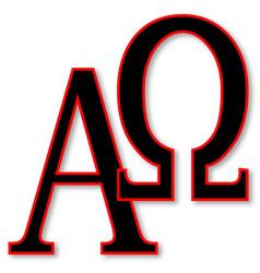 Alpha and omega vector