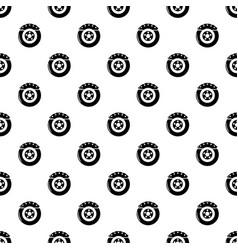 brake shoe pattern seamless vector image