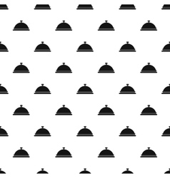 Cloche pattern simple style vector