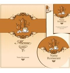 tea kettle vector image vector image