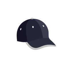 baseball cap sport vector image