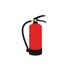 Fire extinguisher graphic design element vector