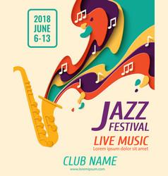 International jazz day background vector