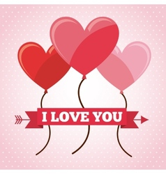 love concept vector image vector image