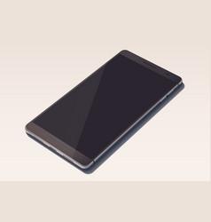 elegant smartphone concept vector image