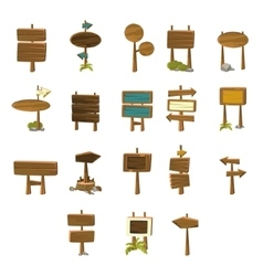 Video Game Pointers Collection vector image