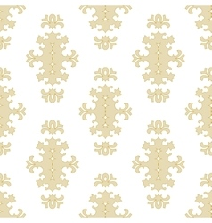 Seamless pattern in pastel colors vector image vector image