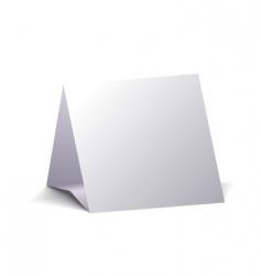 Blank calendar vector
