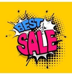 Lettering best sale tag comics book balloon vector image