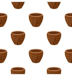 Bowl icon in cartoon style isolated on white vector image vector image
