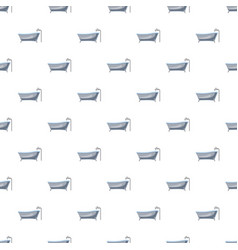 Bath on legs pattern vector