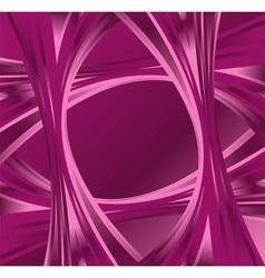 Purple wave swirl background vector