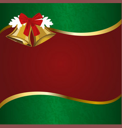 christmas theme ornament vector image