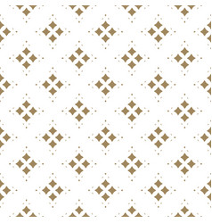 golden seamless pattern in asian style vector image