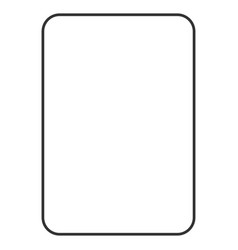 Blank Card Template | Blank Template Card Vector Images Over 81 000