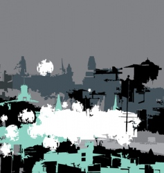 Abstract grunge vector