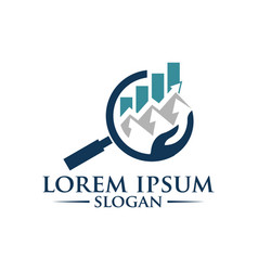 Business and finance logo vector