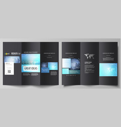 the black colored minimalistic vector image