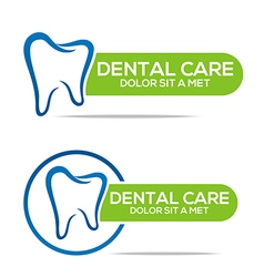 dental care tooth protection oral vector image