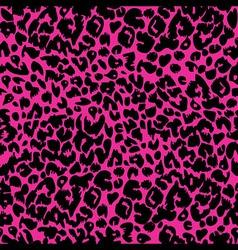 Seamless animal fur pattern vector