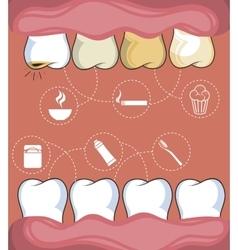 dental healthcare equipment icon vector image
