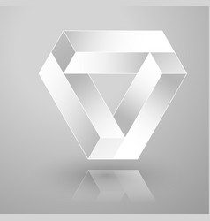 impossible geometry optical vector image