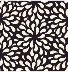 seamless pattern Flower vintage vector image vector image