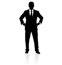 Business man vector