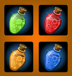Potions5 vector