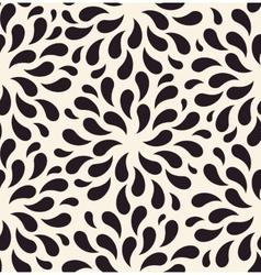 seamless pattern Floral vintage vector image vector image