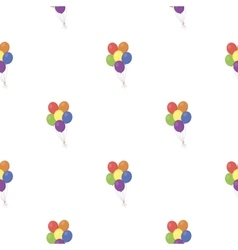 Balloon icon cartoon pattern gay icon from the vector image