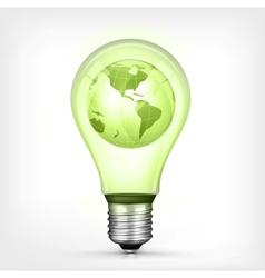 environmental concept vector image