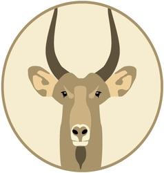 Goat - vector