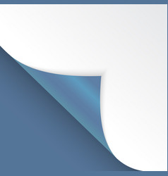 shape of bent angle is free for filling blue color vector image