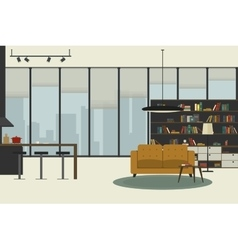 Apartment vector