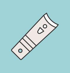 Nail clipper icon vector