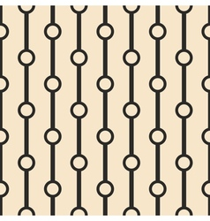 Tile black and pink pattern or seamless background vector image