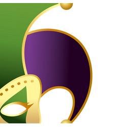 party element cartoon vector image