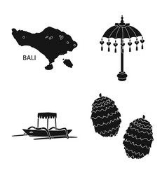 Design and traditional icon collection vector
