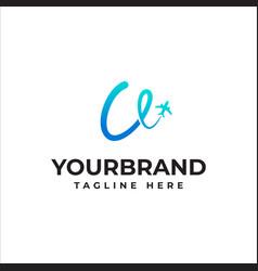 Letter u logo or symbol template design vector